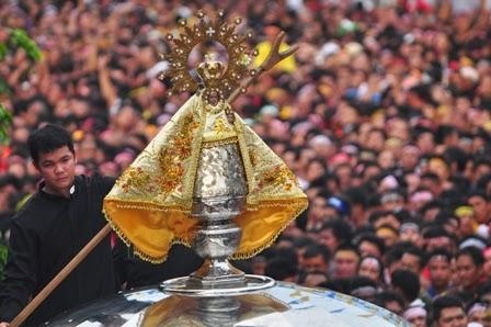 Millions of pilgrims to flock to Naga for Peñafrancia Fiesta 2014