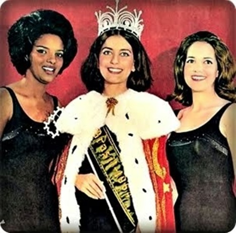 1964 - Top Tres Miss Universo Brasil