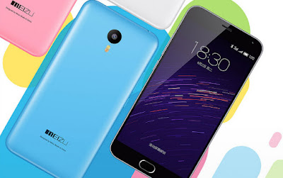 Meizu Blue Charm Note 2