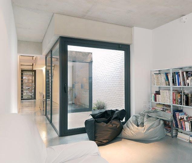 Hometrotter home style blog casa arredamento design for Case progettate da architetti