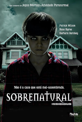 Sobrenatural BDRip RMVB Dublado