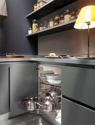 marzua soluciones para la esquina de la cocina