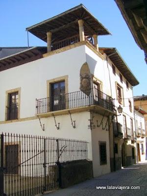 Palacio de Torquemada Villafranca Bierzo
