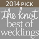 REV. BARBARA LODGE IS AGAIN CHOSEN TO RECEIVE THE KNOT BEST OF WEDDINGS