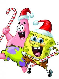 Bob sponge christmas printable