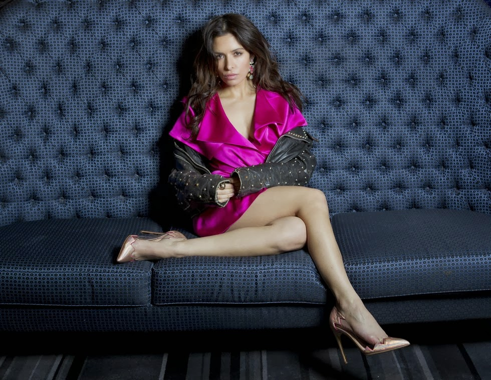 Sarah Shahi HQ Pictures New York Post Magazine Photoshoot February 2014
