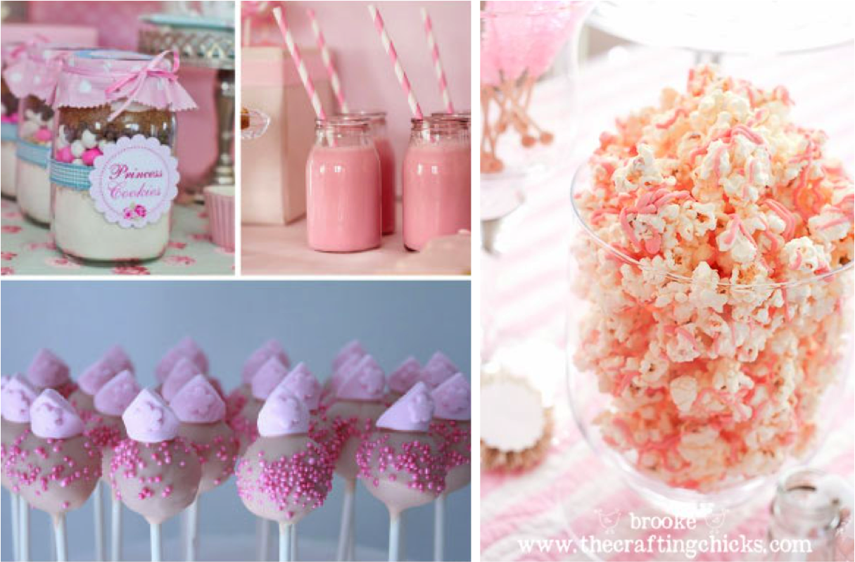 Momentips ideas para una fiesta de princesas for Ideas para decorar fiestas de 15