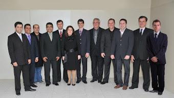 Turma de Teologia - 2010