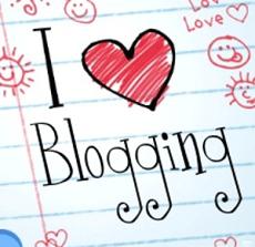 I ♥ blogging :)