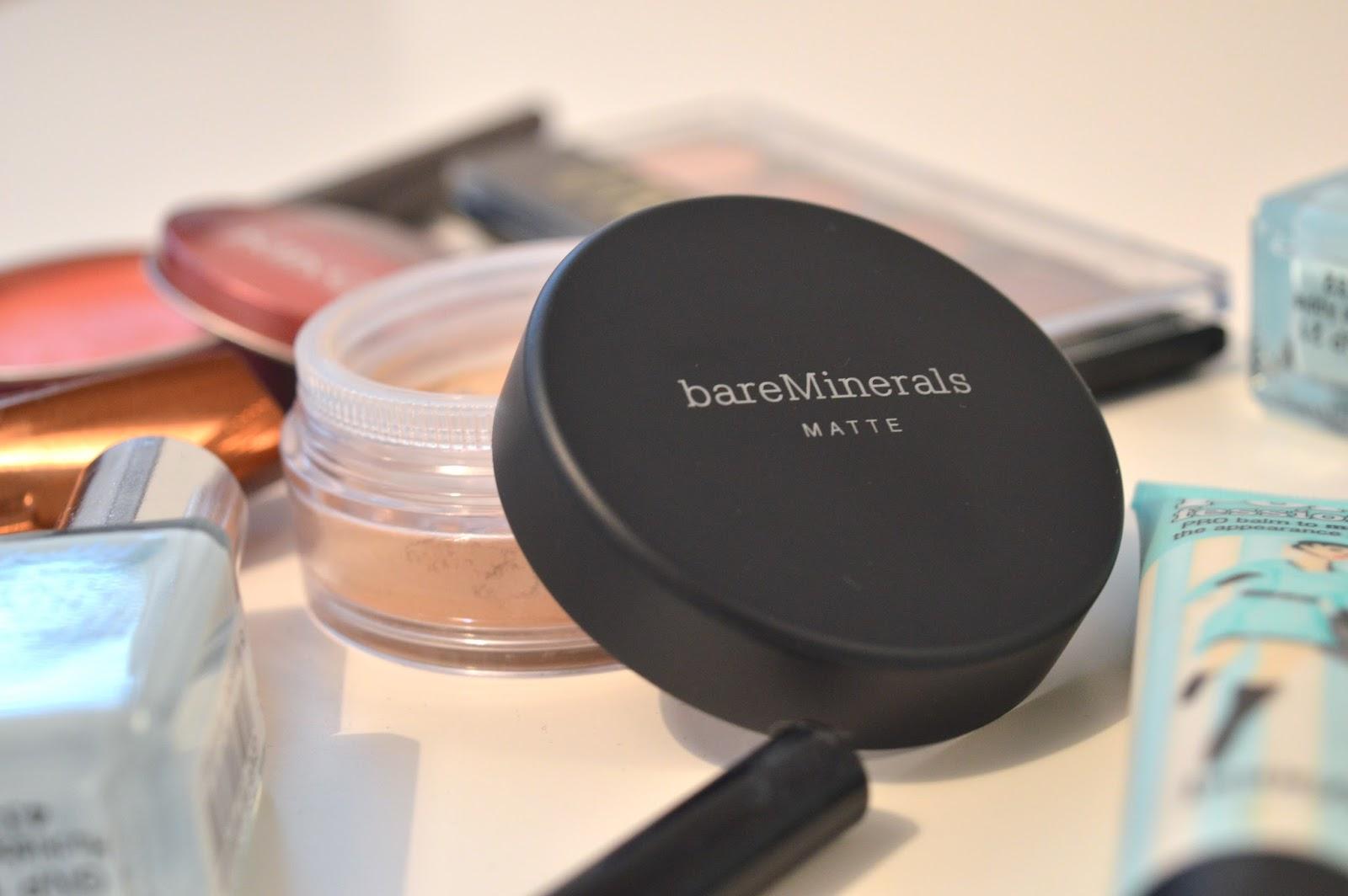 bareMinerals Matte Fairly Light Powder Foundation