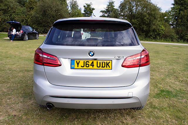 2014 BMW 216d Active Tourer