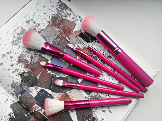Born Pretty Store Makeup Brush Kit Набор кистей для макияжа