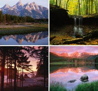 slideshows most visited national parks