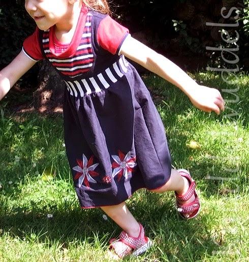 Kleid aus Lina (KiBaDoo, Frau Liebstes)