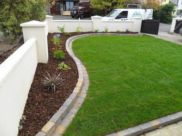 Landscape Edging Ideas Borders