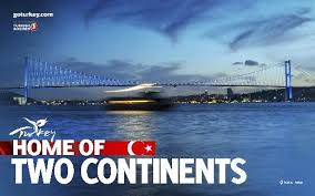 Home of Two Continents