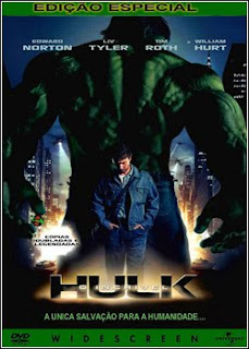 Download - O Incrível Hulk DVDRip AVI + RMVB Dublado
