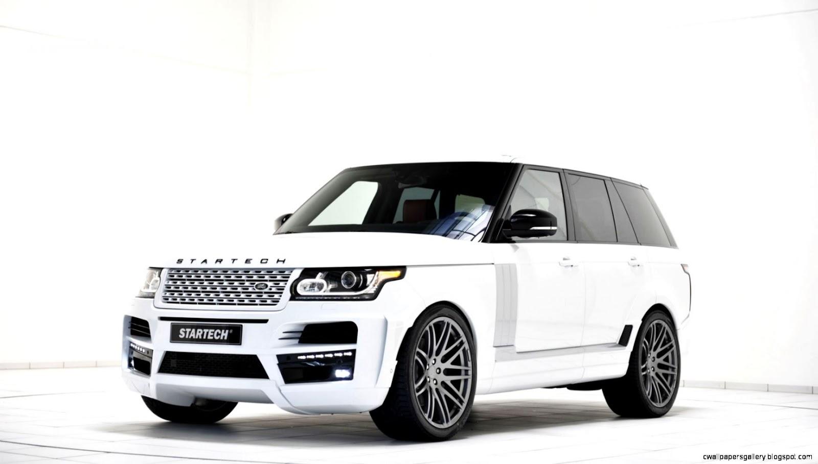 2015 Land Rover Range Rover White