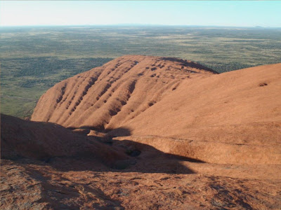 australia ayers rock how to get there