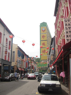 Ever heard the seem that everywhere inwards the globe you lot Singapore attractions : Chinatown