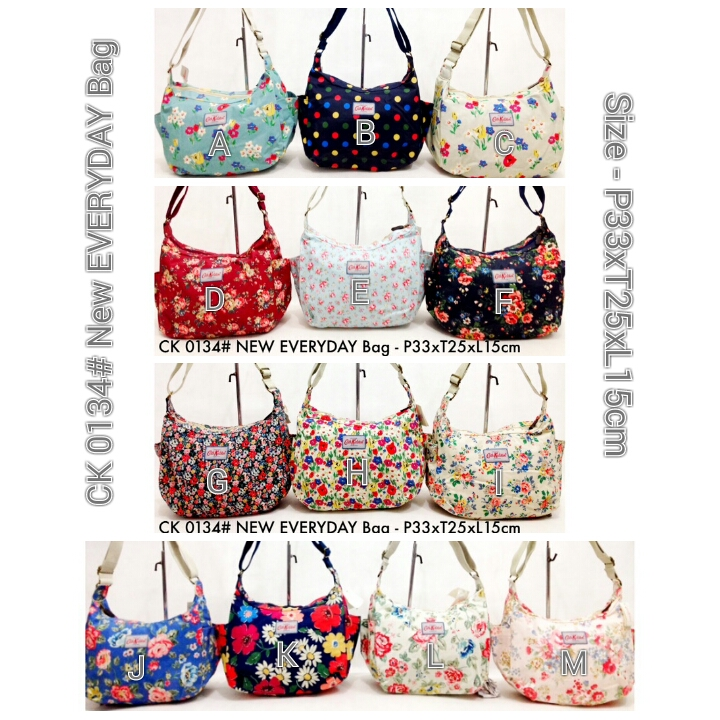 7d62c4007e Kipling Shop Indonesia  Cath Kidston 0134  New EVERYDAY Bag - Rp ...