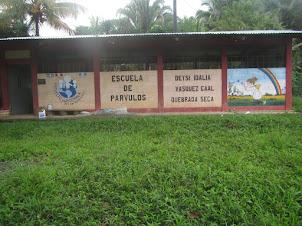 École de Québrada Seca 2013-2014