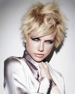 best short haircut inspiration 2012 for women