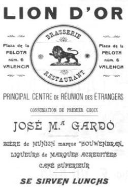 1906 Lion d'Or