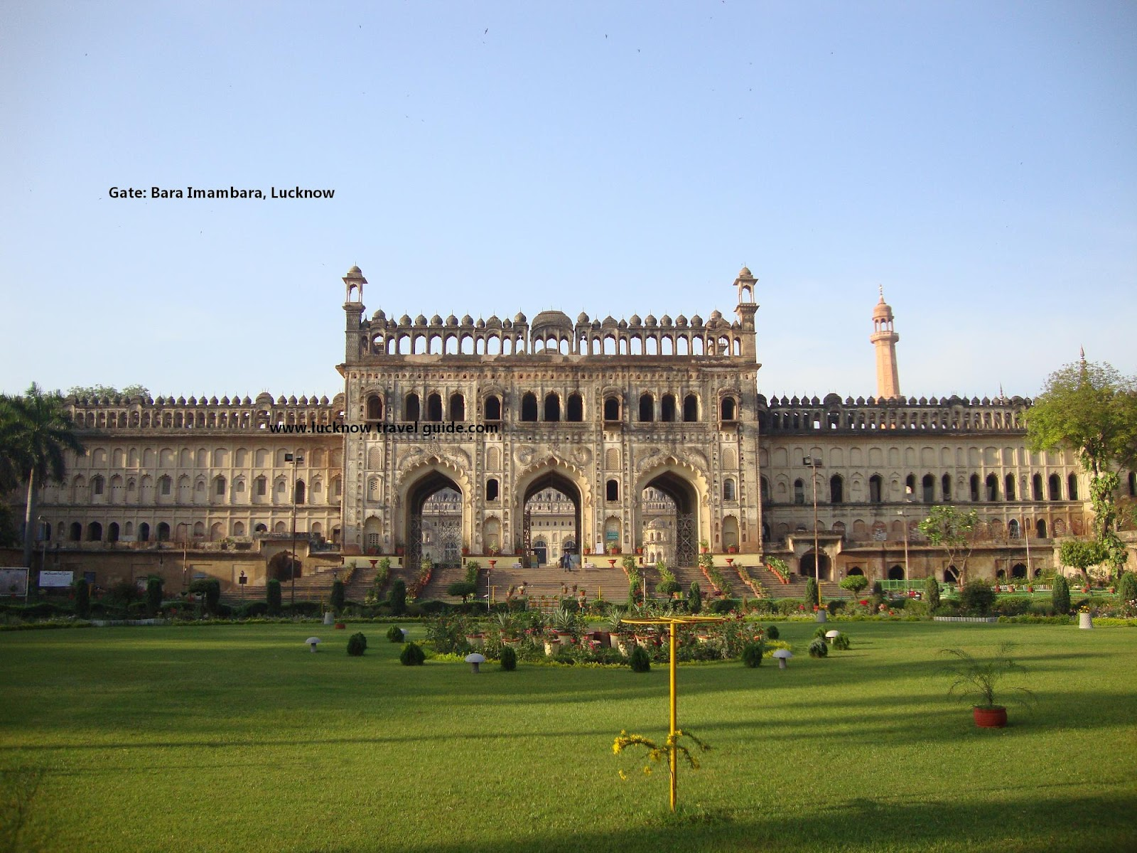 bara imambara Amazing architecture, but the month - and the weather - made it a less than stellar experience we plan on returning to lucknow when it's not as foggy and dreary, and exploring the bara imambara further.