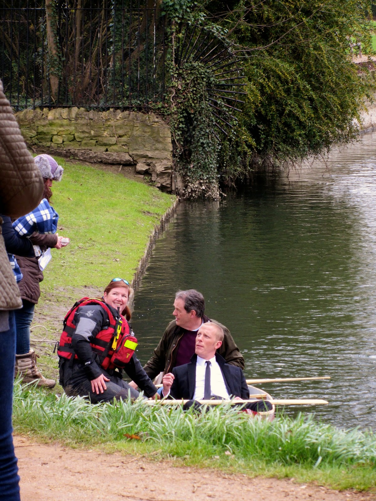 Curiouser And Curiouser Filming Lewis In Oxford