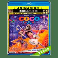 Coco (2017) 4K UHD Audio Dual Latino-Ingles