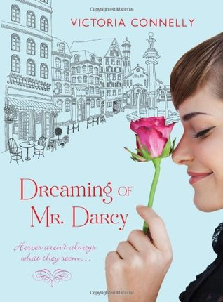 Dreaming of Mr. Darcy book cover