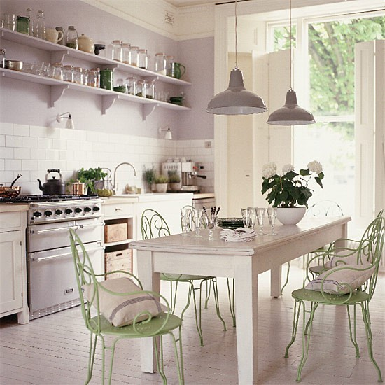 décor de provence: kitchen conquered