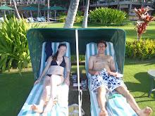 Honeymooning in Maui