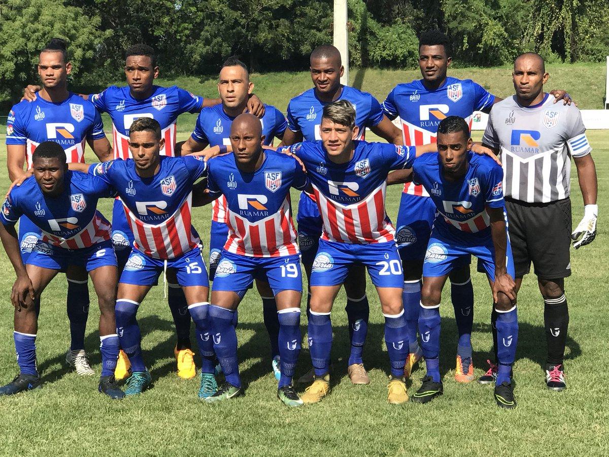 LIGA DOMINICANA DE FÚTBOL 2018