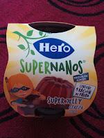 Super Nanos de Hero baby