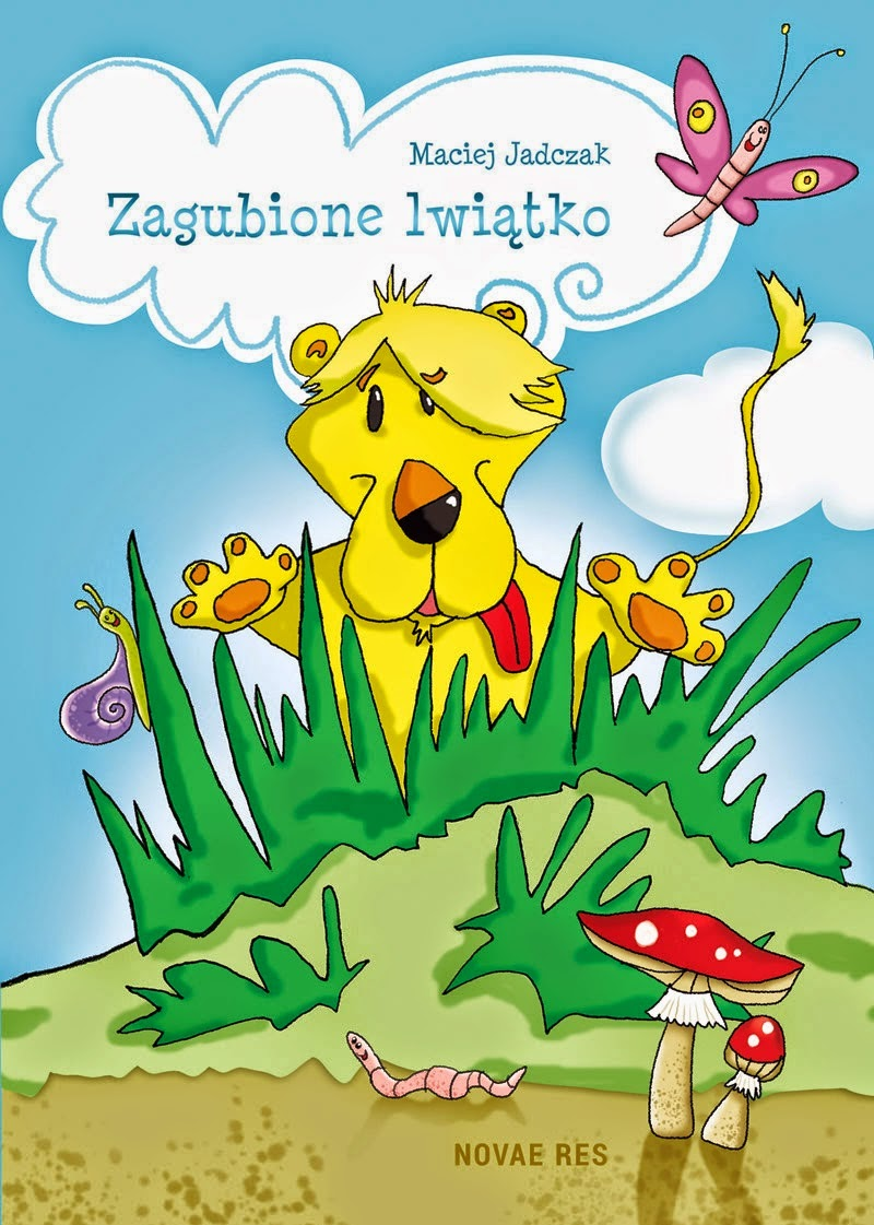 """Maciej Jadczak """"Zagubione Lwiątko"""""""