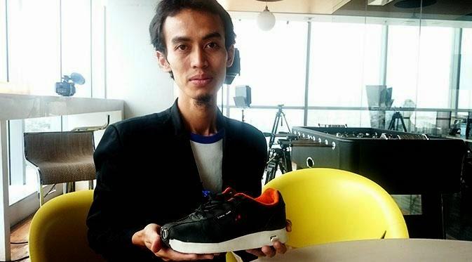 Blind Shoes, Sepatu Pintar untuk Tunanetra