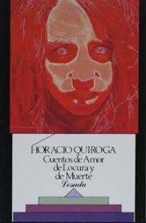 Portada del libro cuentos de amor de locura y de muerte en pdf gratis