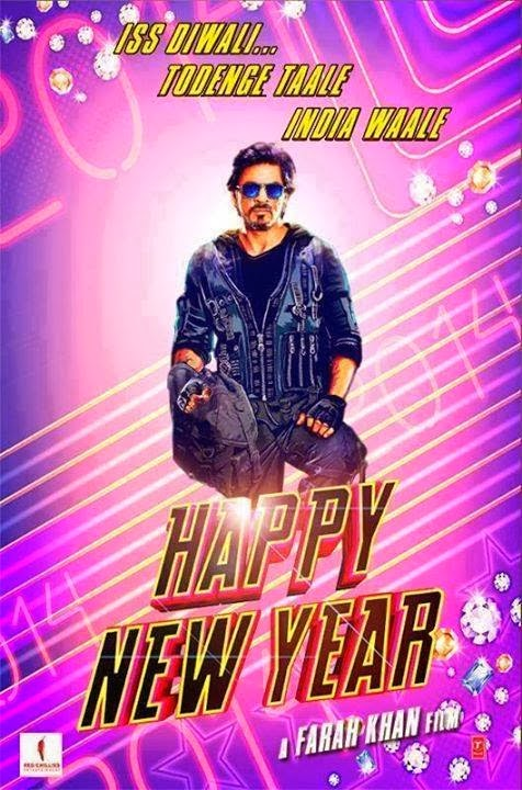 Happy New Year HD Film Wallpapers