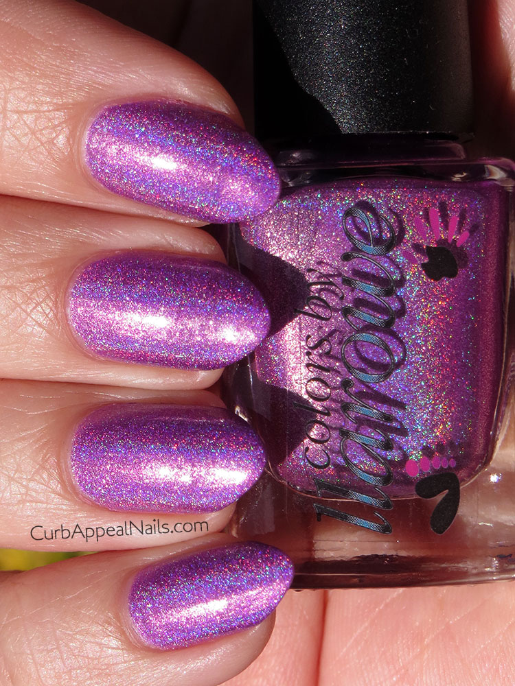 Colors by Llarowe My Own Private Paradise Swatches