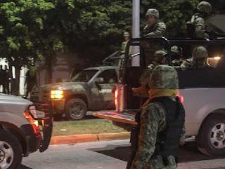 Detienen a presunto jefe de plaza en Nuevo Laredo Tamaulipas