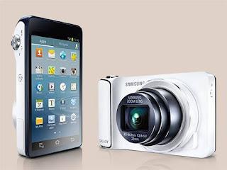 Samsung lança câmera com Android