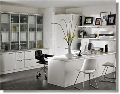 All In The Detail Easy Home Office Improvements