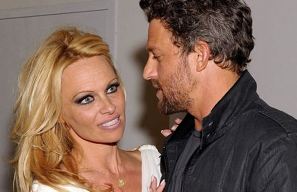 video de pamela anderson y su novio: