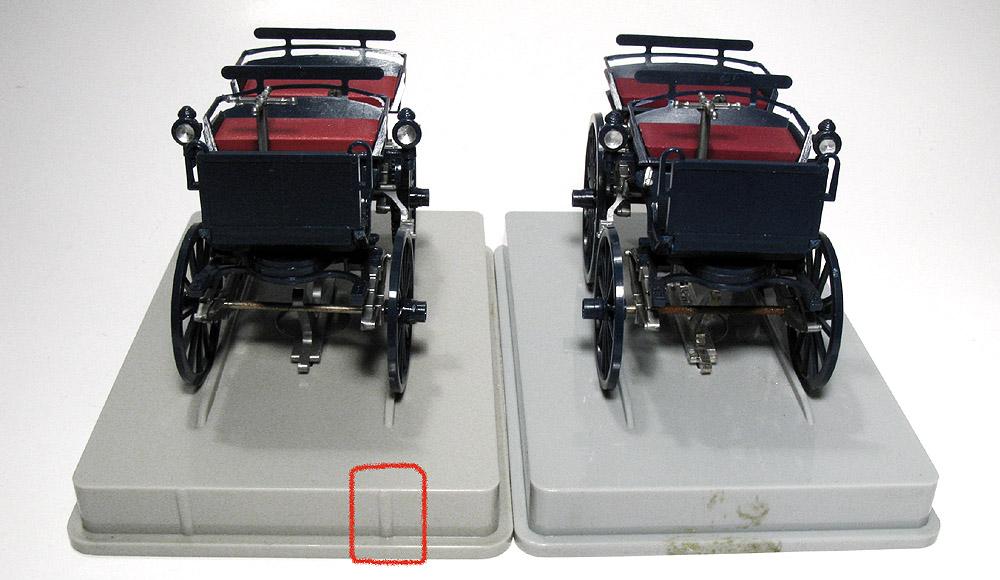 H0 Klassiker: Daimler Motorwagen 1886 (2)