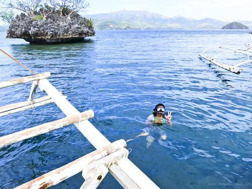 Calachuchi Coral Eden, Coron, Palawan