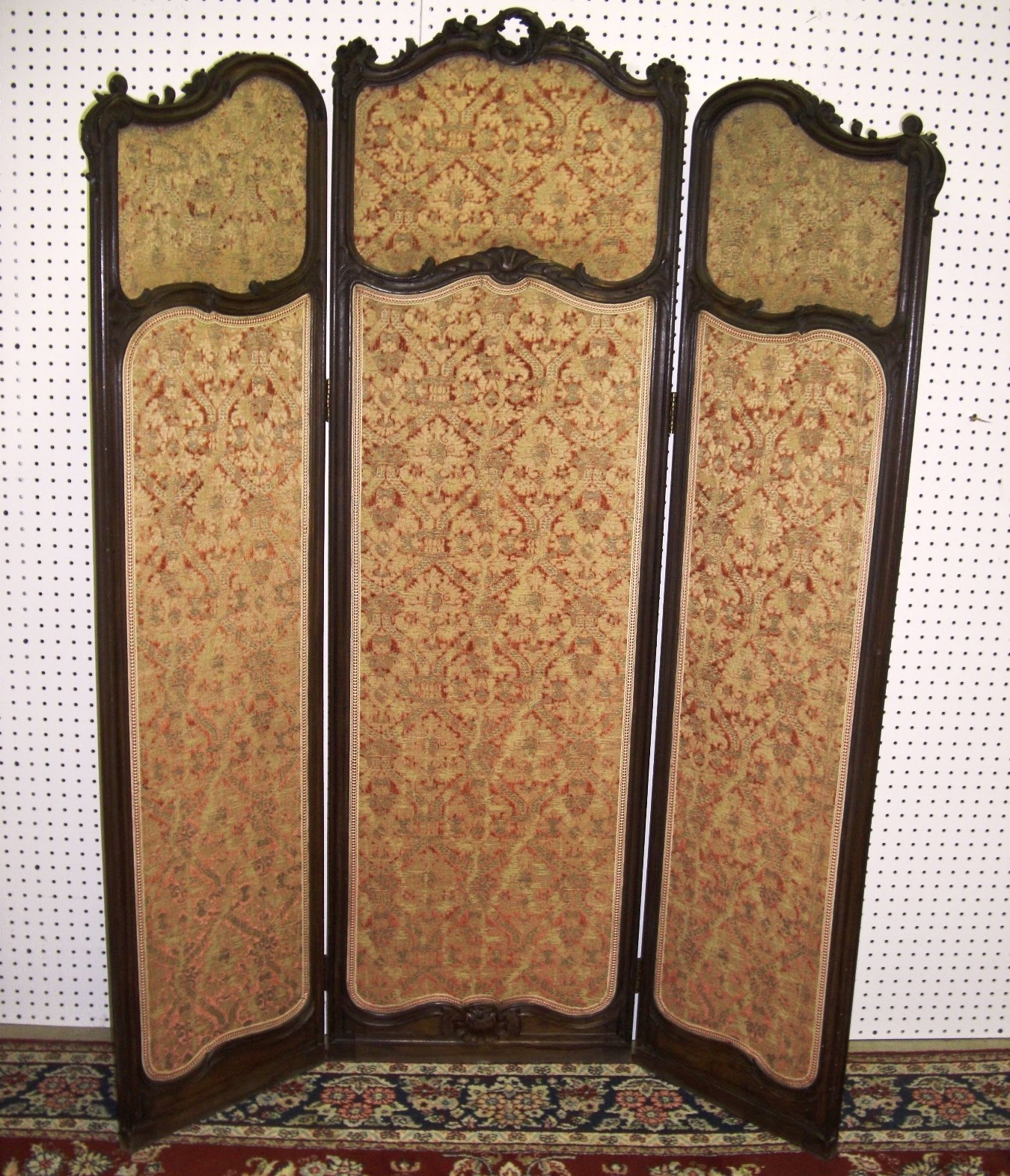 French Folding Screens : Duchess trading a french style screen