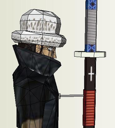 Kamen Rider Delta Belt AKaRiPap: Law Time Ski...
