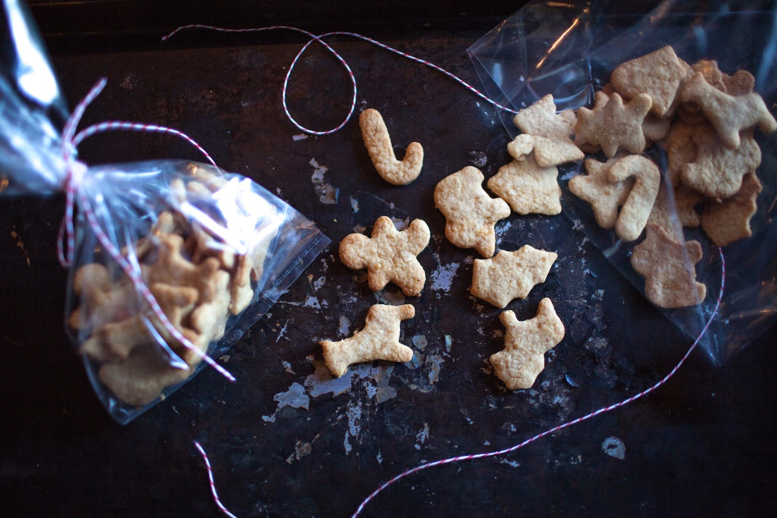 Animal Crackers Recipe